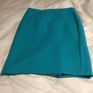 Jcrew no 2 pencil wool skirt